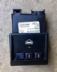 97 05 bmw homelink transmitter garage opener e46 e38 e39 e53 x5 oem 6919879