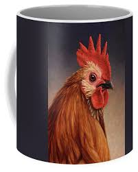 $40 off your qualifying first order of $250+ 1 with a wayfair credit card. Rooster Coffee Mugs Fine Art America