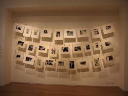 photography display 25 Different Photo Display Ideas