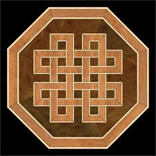 Wood Inlay Patterns Custom Hardwood Floor Medallions Wood Floor Designs Inlays Borders
