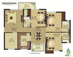 2000 sq ft house plans lovely house 1800 sq ft house plans india