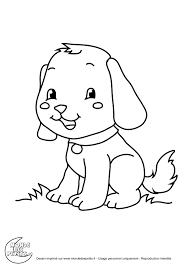 Monde Des Petits Coloriages Imprimer Coloriage Le Chien Animal Coloriages Coloriage Animaux Coloriage Animaux Domestiques L