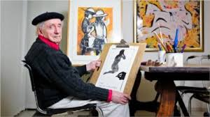 Image result for charles blackman