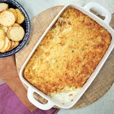 Cheesy Seafood Dip – Mama Lane Cooks