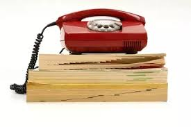 Business Phone Book What Is The Difference Between Yellow Pages And White Pages