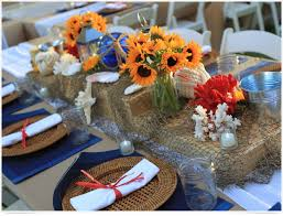 Nautical Table Settings Nautical By Nature Meetings Imagined