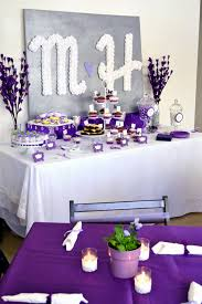 Kitchen Tea Themes Purple Kitchen Tea Ideas Quicuacom