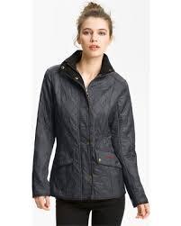 Hot Sale: Women's Barbour 'Cavalry' Quilted Jacket, Size 14 US ... & Women's Barbour 'Cavalry' Quilted Jacket, Size 14 US / 18 UK - Blue Adamdwight.com