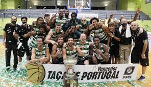 # portocanal # fcporto # fcportotv Sporting Bate Fc Porto E Conquista Taca De Portugal De Basquetebol 40 Anos Depois Desporto Correio Da Manha