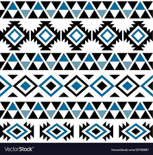 Hawaiian Pattern Unique Hawaiian Tribal Seamless Pattern Design Royalty Free Vector