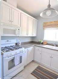 white kitchens with white appliances. Modren Kitchens Nice White Kitchen Cabinets Appliances On Within Bathroom Painted With 19 Inside Kitchens W