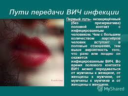 Презентация на тему ВИЧ СПИД Скачать бесплатно и без  12 Пути передачи ВИЧ инфекции