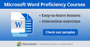Microsoft Word Samples