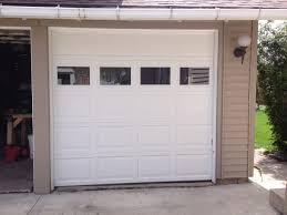 side garage door openerGarage Doors  Garage Door Seal Menards At Sides Bottom Threshold