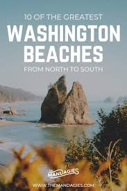 Island Beach State Park Tide Chart 10 Stunning Washington Beaches To Make You Drive To The