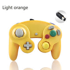 Yellow Light On The Wii Clear Blue Gamepad Joystick Controller For Nintendo Wii U Games Gamecube Ngc Console Buy Clear Blue Gamepad Joystick Controller For Nintendo Wii U