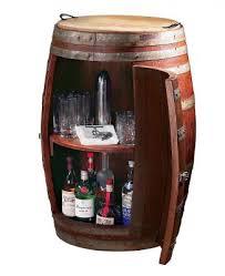 storage oak wine barrels. Vintage Oak Barrel Wine Cabinet Storage Barrels