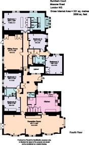 kensington palace apartment 1a floor plan