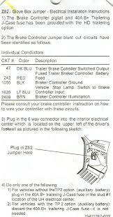 ford trailer brake controller wiring diagram image details brake controller wiring diagram