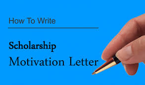 With the motivational letter templates we offer you, you can make an absolutely effective cover letter for every vacant position you wish to apply for. How To Write A Good Motivation Letter For Scholarship 4 Pdf Sample Examples Scholarshiptab