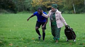 Holding Patterns Film Enchanting 48 Great Black British Films BFI