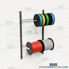 wire spool racks wall mounted cable