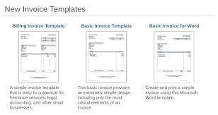 Download Easy Simple Invoice PNG