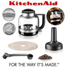 We want to make it easy for you to love your new kitchenaid® product, right out of the box. Kitchenaid Artisan Siphon Coffee Maker Cookfunky