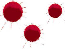 Blood Stain Patterns Unique Decorating Ideas