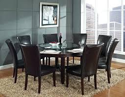 attractive ideas round dining room tables seats 8 table with chairs round dining room tables seats 8 elegant design