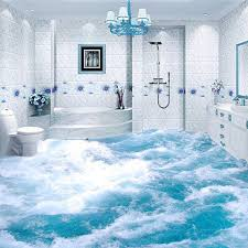 beach themed bathroom sets with recessed lights and white