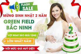 Green Field Bắc Ninh - Viện chăm sóc Mẹ và Bé - Home