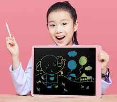 Детский <b>планшет для рисования</b> Xiaomi Xiaoxun имеет ...