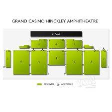 Viejas Casino Seating Chart Grand Casino Hinckley Concerts