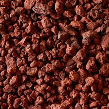vigoro 0 5 cu ft decorative stone red lava rock 440897 the