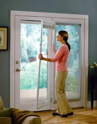 odl add on blinds for doors flush frame