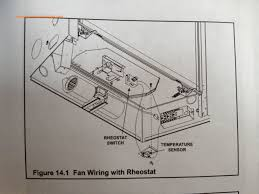 how to install a gas fireplace blower kit our lives on a budget how to install fireplace blower kit step 9 3