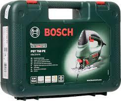 <b>Электролобзик Bosch PST</b> 750 PE 06033A0520 530 Вт - купить в ...