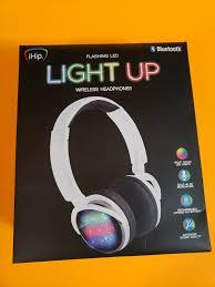 Ihip Bluetooth Headphones Light Up Ihip Flashing Led Light Up Bluetooth Headphones