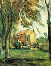 the pond of the jas de bouffan paul cezanne cezanne paintings art