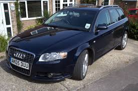 2005 Audi A4 S Line Estate for sale - Newbury Berkshire RG14 ...