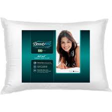 How To Wash Throw Pillows Without Removable Cover Unique Beautyrest Air Cool Gel Pillow With Removable Cover Standard Size