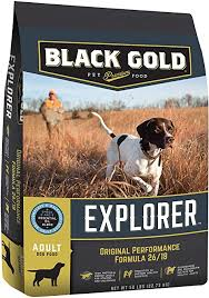 Black Gold Explorer Dry Dog Food for Adult Dogs ... - Amazon.com