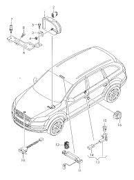 Online audi q7 spare parts catalogue usa market 2007 model year electrics group anti theft alarm system subgroup audi vin decoder aftermarket