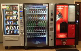 Seattle's Best Vending Machine Extraordinary Automated Vending Equipment Enterprise Refreshment Solutions