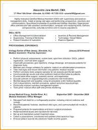 Medical Practice Administrator Sample Resume Magnificent Medical Assistant Resume Sample Fresh Medical Assistant Resume
