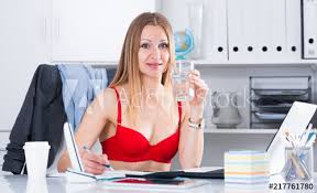 Hot office pic Pencil Skirt Sexy Business Woman In Hot Office Depositphotos Sexy Business Woman In Hot Office Buy This Stock Photo And Explore