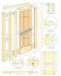 exterior door jamb detail. How To Build An Exterior Door A Frame From Scratch . Jamb Detail