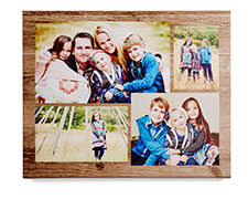 a gallery style canvas print features one or more favorite photos makes an elegant gift too from 69 99 on personalized wall art gifts with personalized wall art wall art decor shutterfly