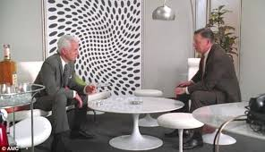 mad men office furniture. Mid-century Modern: Roger Sterling\u0027s Office Uses Classic Pieces Easy To  Find Today, Mad Men Furniture